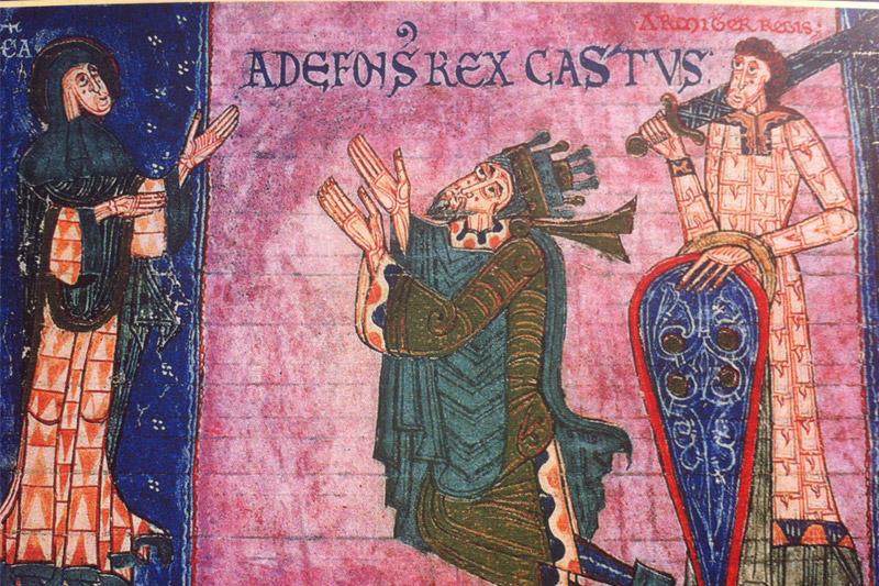 El Camino de Santiago, una Brillante Idea de Alfonso II el Casto